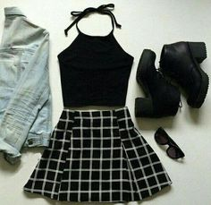 Look at our simplistic, cozy & just stylish Casual Fall Outfit inspirations. Get motivated with one of these weekend-readycasual looks by pinning the best looks. casual fall outfits for women Cute Grunge Outfits, Indie Outfits, Casual Outfits, Grunge Clothes, Grunge Shoes, Style Clothes, Diy Clothes, Fall Outfits, Casual Dresses