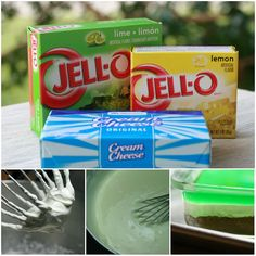 how to make layered jello shots with whipped cream