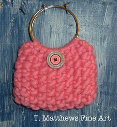 Cute little purse for the girls