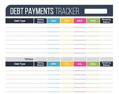 Informations About Bill Payments Calendar - Personal Finance Organizing Printables, Financial Binder Budget Planner Worksheet, Budgeting Worksheets, Financial Binder, Financial Planning, Finance Organization, Organizing, Accounting Information, Credit Score, Credit Cards