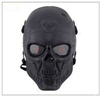 Tech-p Terminator Skeleton Mask - Protective Mask Gear for Use As Tactical Mask & Airsoft and Outdoor Cs War Game Mask - Scary Ghost Mask for Halloween - Bronze Cosplay Mask Paintball, Terminator T800, Army Of Two, Skeleton Mask, Party Face Masks, Skull Face Mask, Airsoft Helmet, Full Face Helmets, Game Face