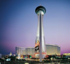 Did you know? The Stratosphere is the tallest, free-standing, observation tower in the US and the tallest structure west of the Mississippi River.