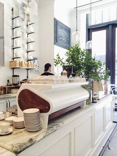 New York City Guide: Toby'S Estate Coffee -★-