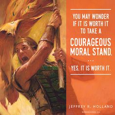 Taking a Moral Stand Is Worth It