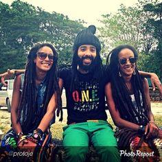 "by @Filip Larsson ""So nice, Jah had to do it twice @Asha Wadada @houseofwadada"" #locs #freeformlocs #dreads #dreadlocs #nattydread #congolocs #bongolocs #dreadnation #dreaducated #islandnaturals #Padgram"