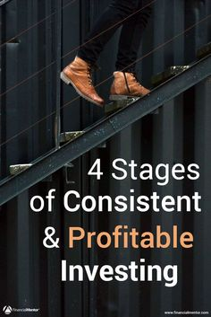 Need an overview of investing for beginners? This takes you through 4 levels of investment strategy and how to climb the ladder to become a profitable investor so you can retire early.