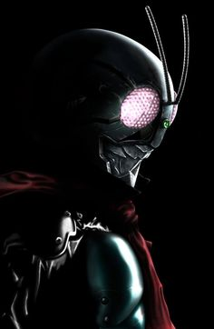 Masked Rider ver,1