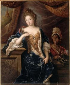 Louise Hippolyte November 1697 – 29 December is the only Sovereign Princess of Monaco to reign. She is the ancestress of the current reigning princely family of Monaco. European History, Black History, Art History, Historical Art, Historical Clothing, Female Clothing, Monaco, Troy, Trianon Versailles