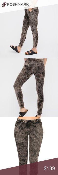 Free People Cotton Citizen Monaco Thermal Joggers So comfy thermal joggers featuring an easy drawstring waist and fitted cuffs at the ankle. Side pocket details. NWT in perfect condition! Bought from Free People but the brand is Cotton Citizen. Free People Pants