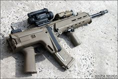Magpul Masada compact assault rifleFind our speedloader now!  http://www.amazon.com/shops/raeind