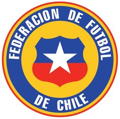 Chile Federacion de futbol National Football Association sticker decal x -- Awesome products selected by Anna Churchill Football Team Logos, Soccer Logo, Youth Football, National Football Teams, World Football, Soccer World, Sports Logos, Soccer Teams, Chi Chi