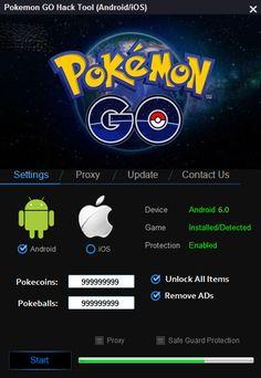 Pokemon GO Hack Tool