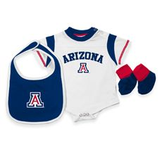 University of Arizona Bodysuit Set - 24 Months - Buy Buy Baby