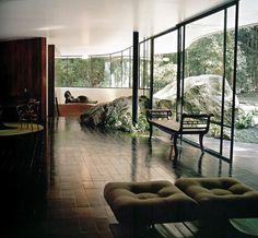 b22-design:  Oscar Niemeyer - Casa das Canoas - Rio de Janeiro