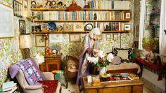 La stanza della psicoanalisi Esempi di psicologia dell'arredo e valore emotivo Shrink's Offices