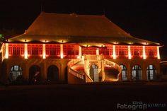 South Sumatera house Palembang, Traditional House, Gazebo, Houses, Outdoor Structures, Beautiful, Homes, Deck Gazebo, Cabana