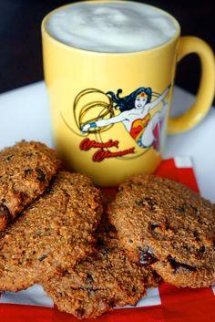 pale cookies breakfast cookies non-dairy latte
