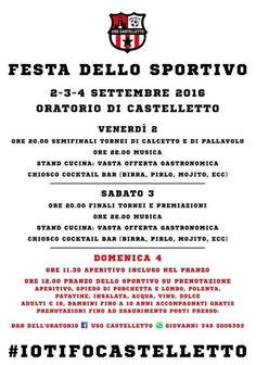 Festa dello Sportivo a Castelletto di Leno http://www.panesalamina.com/2016/50827-festa-dello-sportivo-a-castelletto-di-leno.html