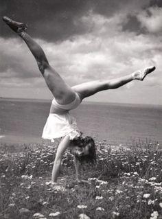 Photo by Serge De Sazo~1952.~♛