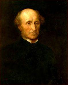 Giclee Print: John Stuart Mill, 1873 by George Frederick Watts : John Stuart Mill, Potrait Painting, Oil On Canvas, Canvas Prints, Great Philosophers, National Portrait Gallery, Poster Size Prints, Fine Art, Social Control