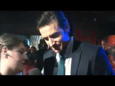 RA in Madrid (not so good quality), but  at the end he speaks about the passion of the Spanish fans.