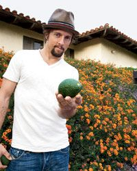 See a Jason Mraz show in his adopted hometown of San Diego & visit his avocado farm (dreaming BIG here!!)