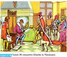 Louis XI rencontre C