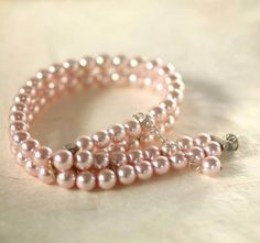 perfect pink pearls