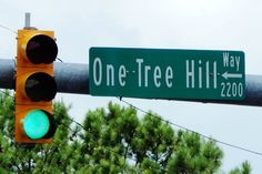 "Wilmington renamed a city street to ""One Tree Hill Way."" 