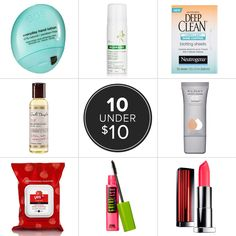 New Products Added! Over 100 Drugstore Steals Under $10
