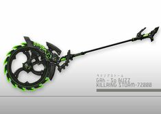 GRh - So BUZZ KILLRING STORM-72000   By Spark621