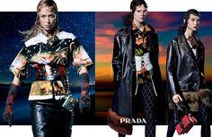 Summum Cast Blog : Campagne de publicité Femme Prada par Steven Meisel automne hiver 2016 2017