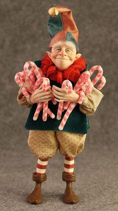 Resultado de imagem para elf doll