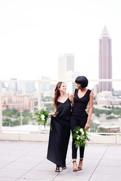 Modern Sophistication Wedding Inspiration | Shannon Ford Photography | Reverie Gallery Wedding Blog