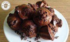 Schoko Muffins Low carb (Sweet Recipes Low Carb)