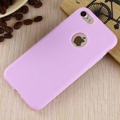 Matte Purple iPhone 7 Case