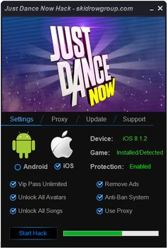 Download Just Dance Now Hack 2016. Download crack for Just Dance Now Hack. Download cheats for Just Dance Now Hack. Just Dance Now Hack download cheats 2016, crack and tools.