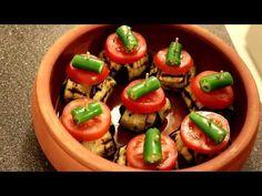 patlıcanlı kürdan kebabı nasıl yapılır / islim kebabı tarifi / patlıcanlı köfte tarifi - YouTube