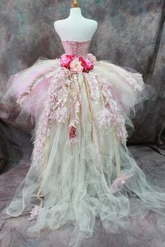 Tutu Dress for hire-Cornelia Whimsical Customized Tutu Why should only little girls have all the fun ? I think everyone should have a tutu in their wardrobe. They are fun, flirty and downright Fantasias Halloween, Fairy Clothes, Fantasy Costumes, Fairy Costumes, Fairy Dress, Fantasy Dress, Fantasy Hair, Fantasy Makeup, Flower Dresses