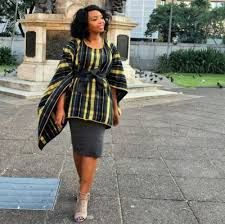 Image result for thembisa mdoda style
