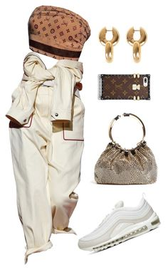 """""""Untitled #1712"""" by lucyshenton ❤ liked on Polyvore featuring Valentino, Louis Vuitton and CÉLINE"""