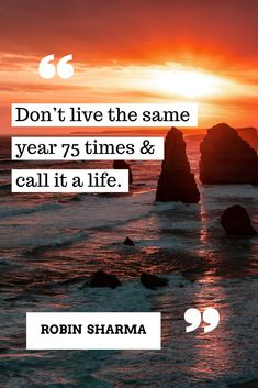 Don't live the same year 75x #motivationalquotes