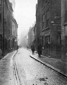 Red Lion Street, Narrow Marsh, Nottingham, C 1919
