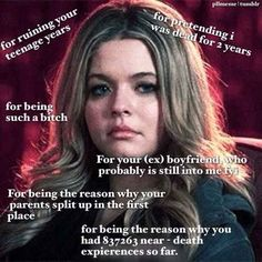 "17 ""Pretty Little Liars"" Memes That Said Exactly What You Were Thinking"