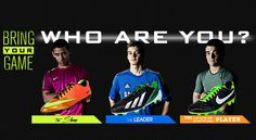 http://www.soccer-cleats.info/ - Free Shipping on Soccer Cleats and Soccer Shoes at soccer-cleats.info. Over 300 styles of Soccer Cleats for Indoor, Turf, Firm Ground.