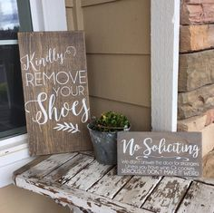 Kindly remove your shoes front porch entry way shoes off sign stained wood sign take off your shoes clean house wall hanging door sign Primitive Homes, Porch Entry, Front Porch, Door Entry, Shoes Off Sign, Remove Shoes Sign, Take Off Your Shoes, House With Porch, House Wall