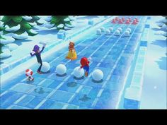 Mario Party 10 - All Minigames - YouTube
