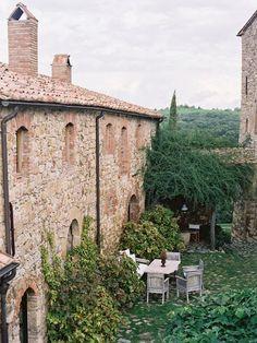 Castello di Vicarello, Cinigiano, Tuscany