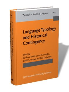 Language typology and historical contingency : in honor of Johanna Nichols / edited by Balthasar Bickel ... [et al.] - Amsterdam : John Benjamins, cop. 2013