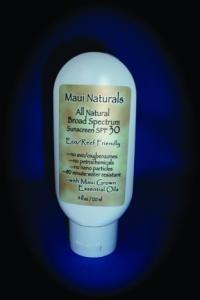 EWG rating for Maui Natural Organics Natural Sunscreen, SPF 30   EWG's 2015 Guide to Sunscreens
